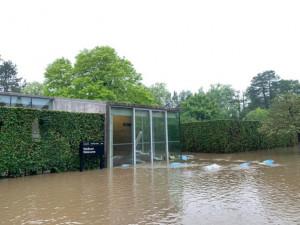 Musea getroffen door watersnood in Zuiden